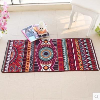 Anti-Bacteria Soft ground mat living room, kitchen, bathroom, bedside rug, cartoon door home decoration easy care - WonderFur store