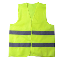 Safe in Night Reflective Work Cltoh Wear Safety Coat Reflective Vest Jacket Security Traffic Construction Uniform For Men
