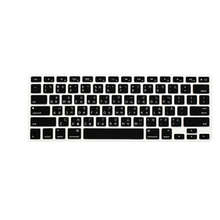 Taiwan Fonts Taiwan Language Silicone US Layout Keyboard Cover Skin Protective FILM for Apple MacBook Pro air 13 15 17 Retina
