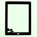 100 tested Touch Screen Digitizer Glass Lens Replacement For iPad 2 touch panel free shipping
