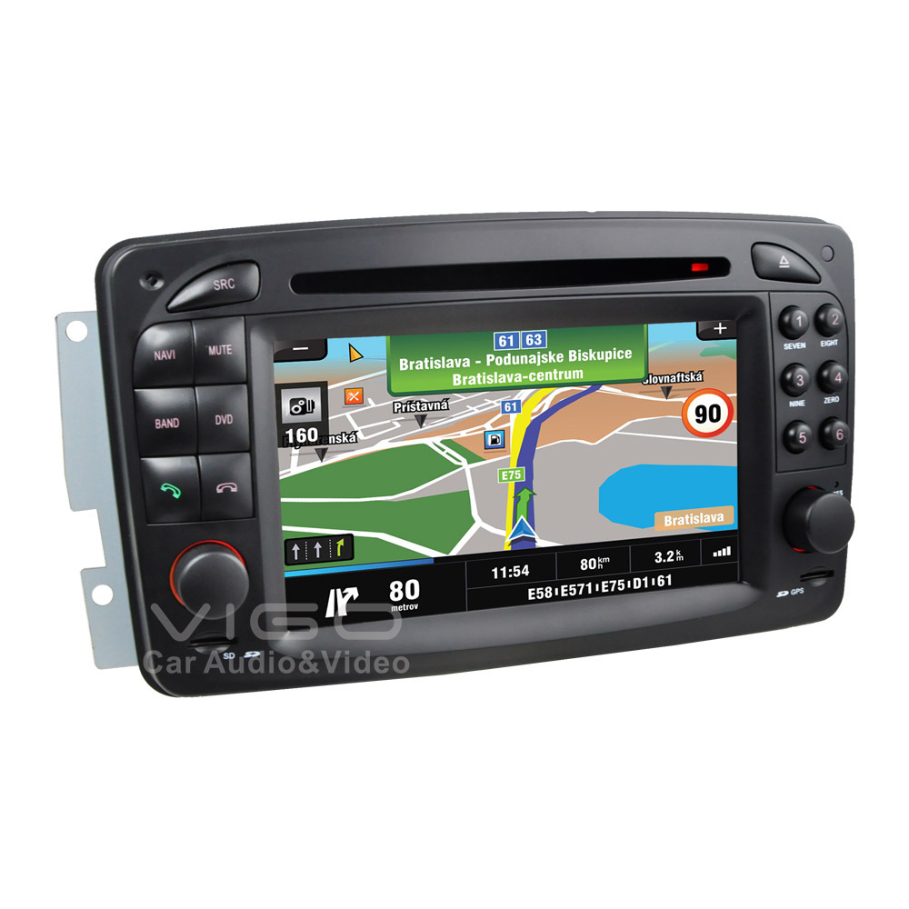 Buy car stereo gps navigation for for Mercedes benz navigation system