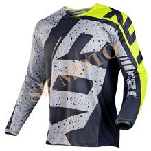 Buy Martin Fox 2017 new NIRV 180 HC Motocross Jersey Motorcycle mens Long Sleeve Racing T-Shirt Dirt Bike Cycling DH MX ATV Jerseys for $12.96 in AliExpress store