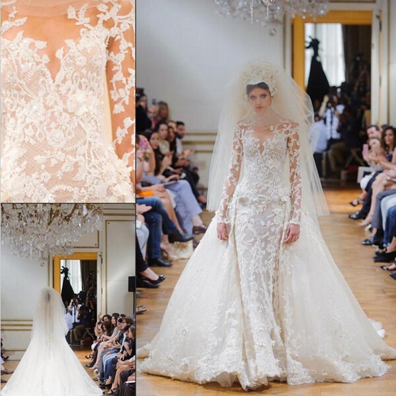 Свадебное платье Sarahbridal vestido noiva sereia Wf01