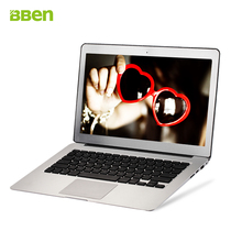 13.3 inch Laptop windows 10 Notebook i3 dual core bluetooth HDMI 8G 32GB gold sliver color option laptop notebook computer(China (Mainland))