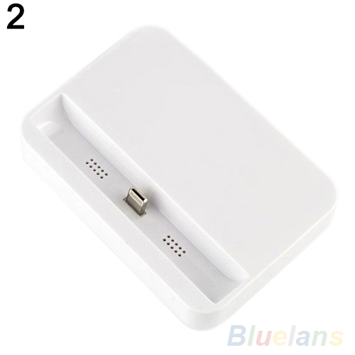 USB Port Charger Station Cradle Data Sync Charging Dock for iPhone 6 / 6 Plus 4N2S(China (Mainland))