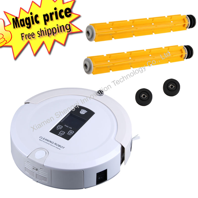 2016 A double tenth sweeper mopping the floor machine cleaning robot automatic floor vacuum cleaner(China (Mainland))