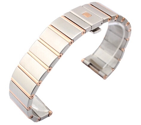 Watch Accessories watchband for luxury brand watches omega 123.20.35.20.58.001(China (Mainland))