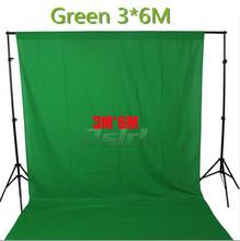 10×19 ft Green Screen Backdrop Muslin Video Photo Photography Studio Background Photo lighting Chromakey Chromakey Cotton cloth