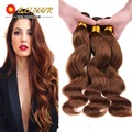 Brazilian Hair Bundles 7A Unprocessed Virgin Brazilian Hair Body Wave 3PCS LOT 100 Percent Human Hair
