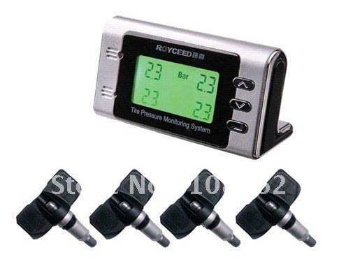 Tire pressure Monitor System for passager vehicle like Car,Suv,MPV,Jeep best selling
