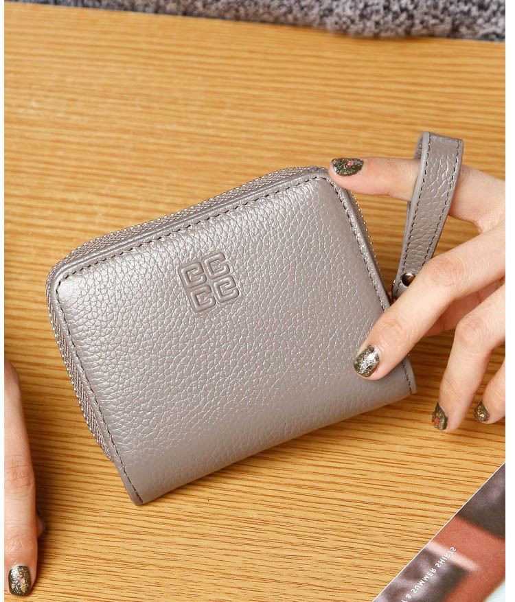 Women genuine leather wallets 13