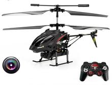 Kids toys Remote Control Rc Helicopter with HD camera Remote Drone Rc Quadcopter helicoptero dron professional drones S977