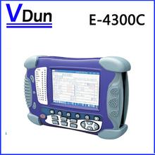 2M / E1 data transmission analyzer Datacom tester BER tester E-4300C support Data Interface /Clock pull side / Pulse Mask Tester(China (Mainland))