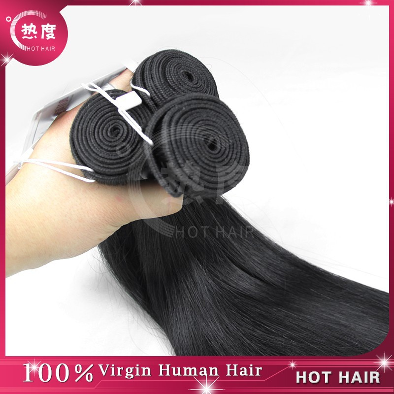 AAAAAA Malaysian Virgin Hair Straight 3pcs lot 100% Unprocessed Malaysian Hair, Rosa Hair Products Wholesale Human Hair Weave