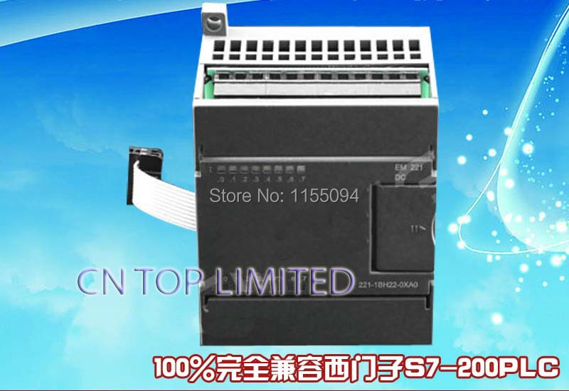 4channel input PLC Analog expansion module EM231-AI4 compatible with siemens s7-200 replace 6ES7231-0HC22-0XA0