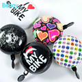 8cm Lovely Bicycle Bell Bike Bell Clear Sound Bike Horn Big Size Bicycle Horn Alarm Ring