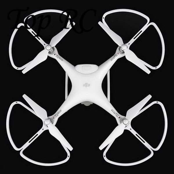 4PCS Plastic Propeller Pro Protective Guard RC Helicopter Drone Spare Parts for DJI Phantom 4 Quadcopter New Drop Shipping