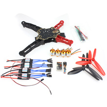 Buy Q330 Across Frame QQ Super Controller 1400KV Motor 30A ESC Propeller Set DIY RC Drone Quadrocopter Aircraft F11797-H for $73.17 in AliExpress store