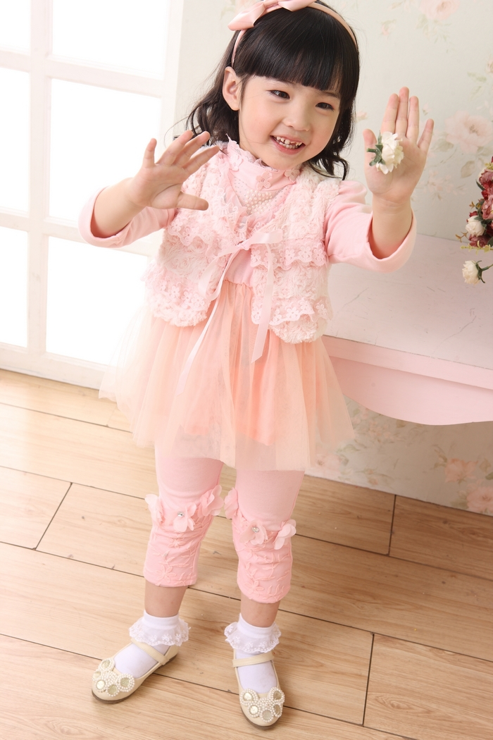 Children's clothing female spring autumn 2013 child set sports suits twinset, long-sleeve children's - Home & Living Daily Items Shop store
