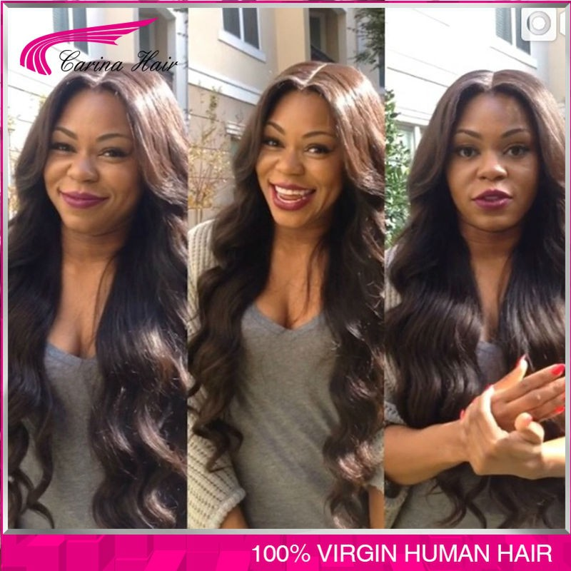 Full Lace Human Hair Wigs Front Lace Wigs Body Wave 150% Density Glueless Lace Front Human Hair Wigs For Black Women Wavy Wig