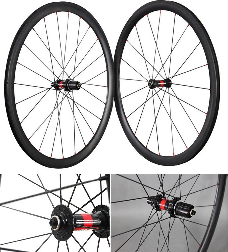 DT 240S carbon wheels 38mm clincher wheelset carbon with Sapim cx-ray spokes straight pull DT swiss 240s hubs(China (Mainland))