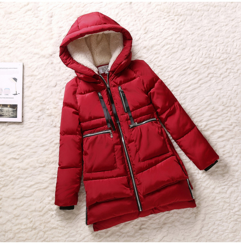 2015 parkas for women winter coat women down jacket long thick casual down wadded coat parka Women plus size jacket M-5XL DM1169(China (Mainland))
