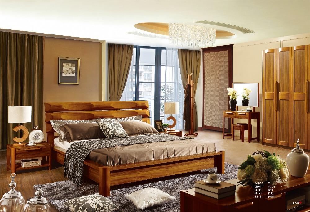 2015 chine vente chaude moderne meubles de chambre for Ensemble de meubles chambre a coucher