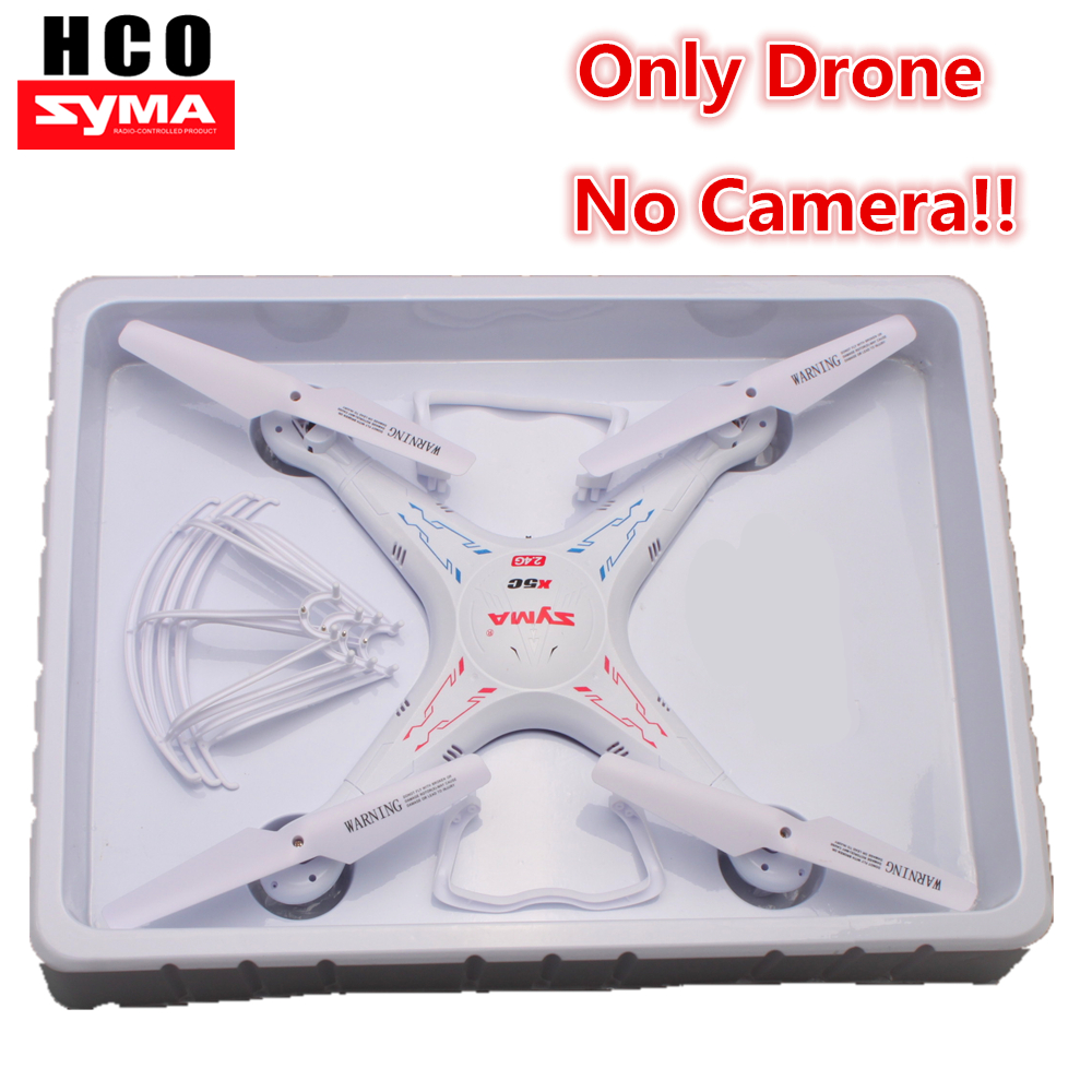 SYMA KF X5C RC Drone / X5C-1 Quadcopter Only Drone without Controller without Camera 6-Axis RC Helicopter rc copter Quad Toy(China (Mainland))