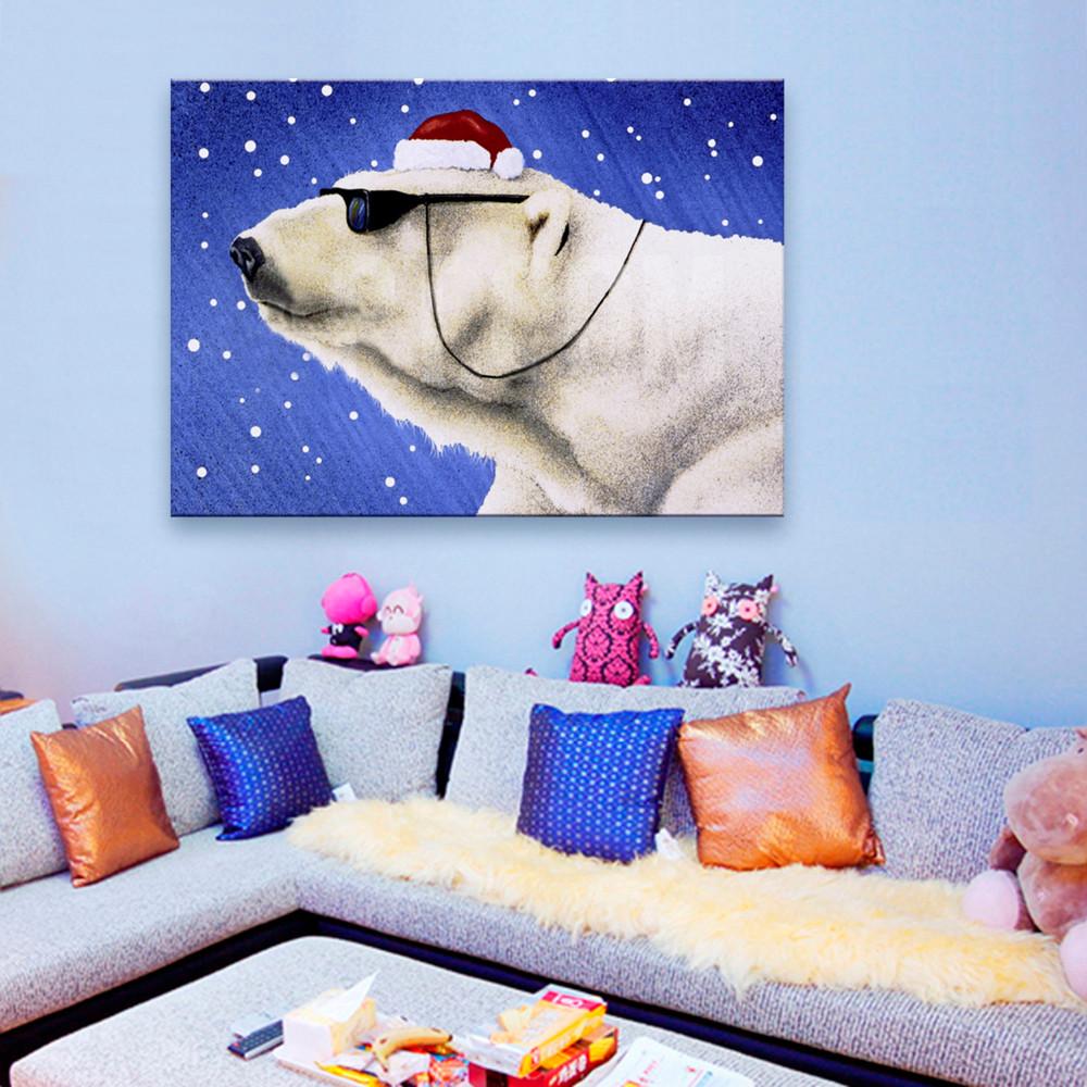 Popular polar bear decor buy cheap polar bear decor lots for Bear home decorations