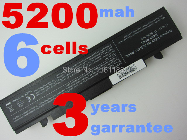 laptop battery for SAMSUNG Q430 R420 R428 R429 R430 R430 R460 R463 R464 R465 R466 R467 R468 R470 R470(China (Mainland))