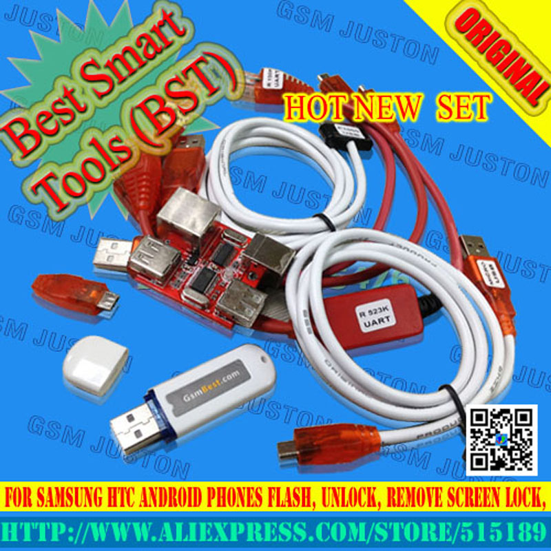 Best Smart Tools (BST) for Samsung Htc Android phones Flash, Unlock, Remove Screen Lock, Repair IMEI, NVM/EFS, Root S5 note4(China (Mainland))