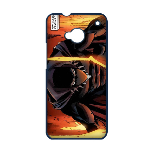Discount Cell Phone Cases Black Panther My Black Panther Case for HTC One M7(China (Mainland))