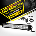 Oslamp 6D 22 280W CREE Chips LED Light Bar Offroad Led Work Light Combo Beam Led
