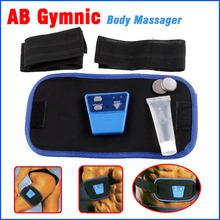 Wholesale 20pcs/lot Health Care Slimming Body Massage belt AB Gymnic Electronic Muscle Arm leg Waist Massager Belt