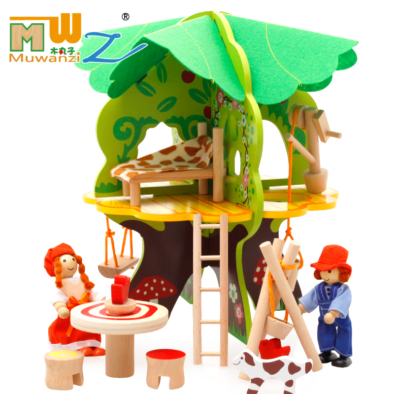 Wood Farm Zoo Building Block Model Childrens Toys Baby Game Play Formative Educational Jigsaw Toy Gifts For Kids<br><br>Aliexpress