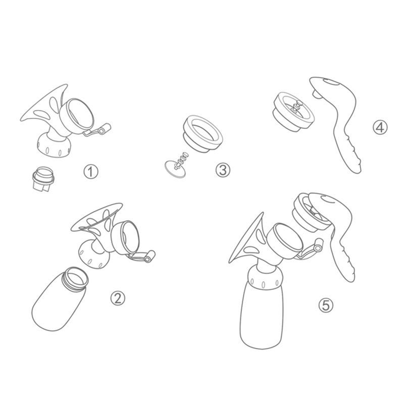 Manual Breast Pump  (10)
