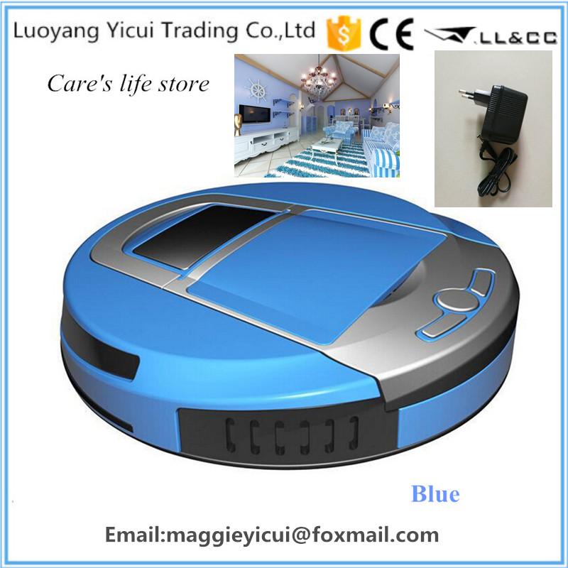 Mini Intelligent Robotic Vacuum Cleaner/Floor Cleaner Sweeper(China (Mainland))