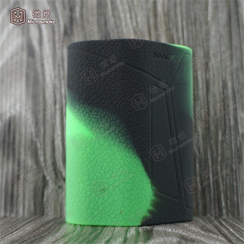 RHS ModShield Smok GX350 350W TC Silicone Case GX 350 Skin Cover Sleeve sticker thicker mod decal free