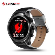 Lemfo LEM5 3G Smart Watch Phone 1.39 inch 400*400 screen Android 5.1 support SIM Card Bluetooth WIFI GPS Heart Rate Smartwatch(China (Mainland))