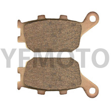 Motorcycle Rear Brake Pads Kits YA MA HA FZ8 2011-2013 YZF-R1 07-14 YZFR6 X/Y/Z/A/B/D/E 2008-2014 09 10 11 12 13 - YF International Trade Co., Ltd. store