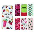 OWNEST Damask Vintage Flower Pattern Luxury Hard Plastic Phone Case Back Cover for Apple IPhone 5 5S se Cases