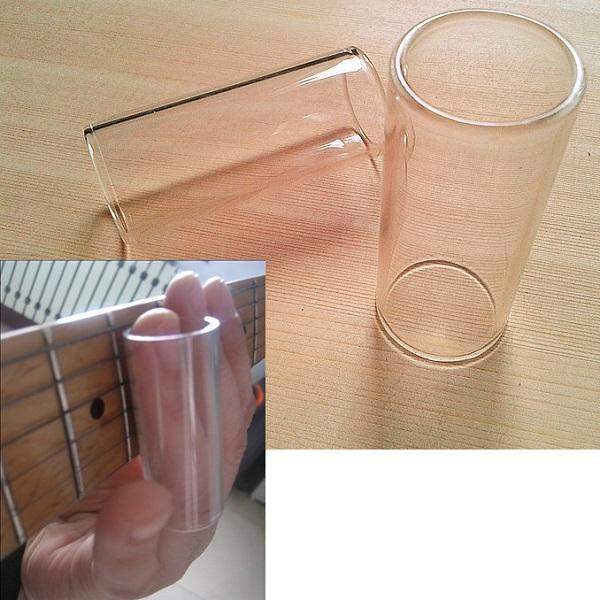 Guitar Slider glass finger slide guitar parts accessories, length 60mm, diameter 22mm, Free shipping<br><br>Aliexpress