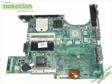 Buy 442875-001 LAPTOP MOTHERBOARD HP PAVILION F500 F700 V6000 DV6000 AMD NVIDIA G06100 DDR2 Full Tested free for $53.01 in AliExpress store