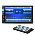 2 Din Car Stereo Radio Player 7 inch HD In Dash Touch Screen Bluetooth Car Player