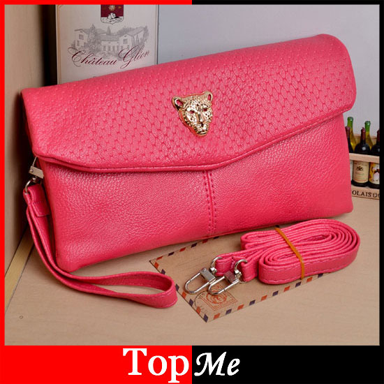 New Women Bags Wallets Double Zipper Soft PU Leather Lady Shoulder Bag Money Coin Purse Female Brand Messenger Totes Bags Purse(China (Mainland))