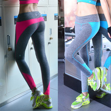 Buy Women High Waist QUICK-DRY Workout Leggings Bodybuilding Sporting Gymming Runs Pants Exercise Fitness Yogaing Clothing Clothes for $9.88 in AliExpress store