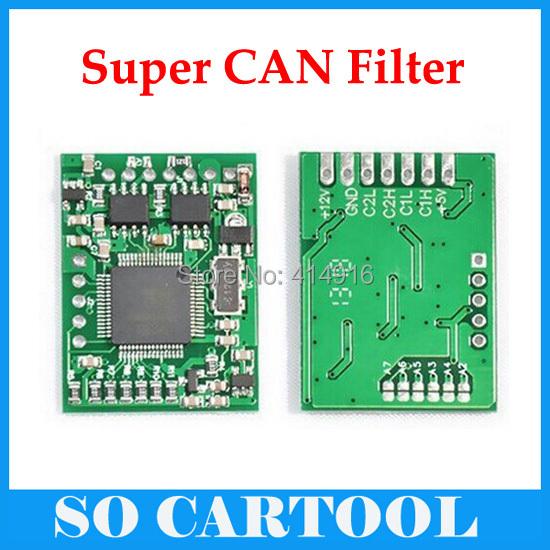 Super CAN Filter Support CAS4 FEM, MB W212 W221 W164 W166 W204, Renault Laguna III, Megane Scenic III + - So Cartool Co., Ltd store