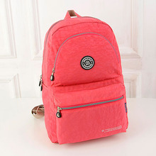 New Women Backpack Female Backpacks High Quality Waterproof Nylon Women Bag Sport Women's Travel Backpack back pack mochila(China (Mainland))