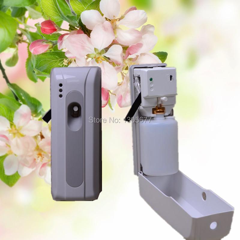 30pcs/lot free shipping perfume refillable bottle liquid sprayer aerosol dispenser aroma machine scent diffuser marketing #8002(China (Mainland))