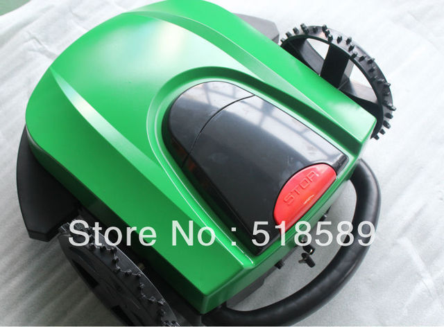 Home Appliances robot lawn mower 2013 with LED display ,Auto Cuting Grass,Sale by Factory
